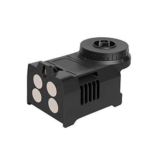 """Huepar PV5 Magnetisch Einstellbare Schwenkbarem Sockel, Multifunktions Laser Level Adapter für Kreuzlinienlaser, 360 Grad Einstellbare Halterung mit Standard 1/4""""und 5/8"""" Innengewinde Halterungen"""