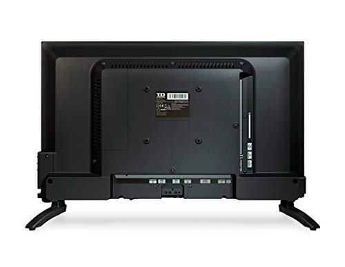 "31RBMfHmrPL - TD Systems K24DLH8H - Televisor LED de 24"" (HD, HDMI, VGA, USB Reproductor y Grabador) Color Negro"