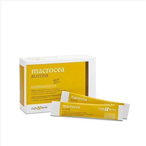 Integratore Alimentare Immunostimolante Antiossidante Macrocea 20 Bustine Da 3,5 G