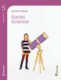 SOCIAL SCIENCE 5 PRIMARY ACTIVITY BOOK - 9788468028675