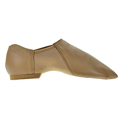 Leo LS4006LB Gioflex Jazz scarpe Tan