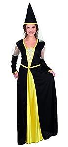 Boland Los adultos de princesa medieval de las señoras del vestido de lujo del traje de las mujeres de Hadas Reino Unido 10-14