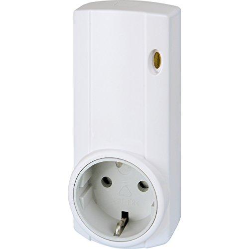 Infraworld Infrarot Heizung Funkempfänger für Steckdose Thermostat 290106