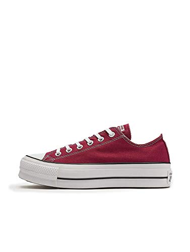 Converse Donna Sneakers Chuck Taylor all Star Lift Ox