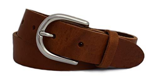 7c939fceaa744c GREEN YARD Ledergürtel schmal Gürtel aus 100% weichem Leder für Damen &  Herren Damengürtel 3cm