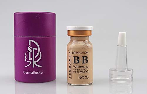 BB Serum, Glow,für Microneedling mit Derma Pen,Derma Roller, 8ml, Dermamax, Dr.Solution, aus Südkorea,8ml (No. 23) -