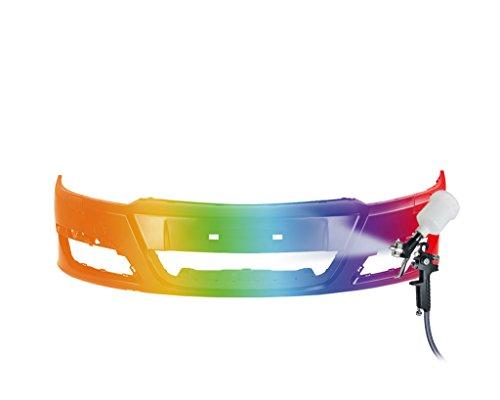 Preisvergleich Produktbild Neu Lackiert in Wunschfarbe Stoßstange Vorne Lackierbar