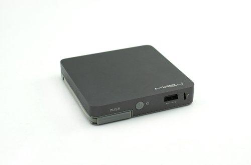 MiPow power cube 8000 m-mobile pour smartphones etc. Micro USB lilas gris
