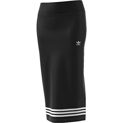 Adidas skirt gonna da tennis, donna, donna, cd6913, nero, 34