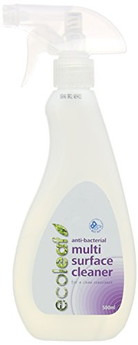 Ecoleaf Multi Surface Cleaner 500 ml (Pack of 6)