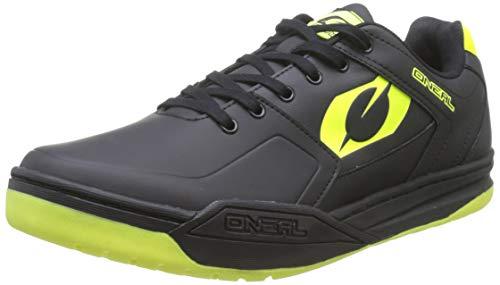 O'Neal Pinned SPD Chaussures de VTT, Homme, Hi-Viz, 45