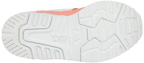 Asics Unisex-Kinder Gel-Lyte Iii Ps Sneakers Rosa (Pink)