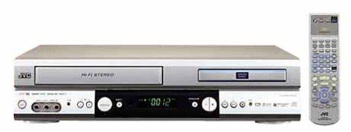 JVC HR-XV1 DVD/Nicam Video Combi