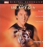 Jackie Chan's Mr. Nice Guy NTSC-US Laserdisc LD [Laser-Disk] [1997]