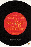 The Penguin Price Guide for Record and Compact Disc Collectors