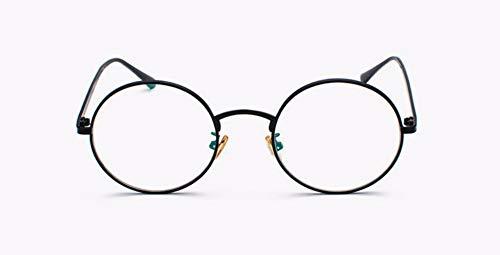 WSKPE Sonnenbrille Runder Spiegel Objektiv Sonnenbrillen Mode Frauen Männer Vintage Sonnenbrille Retro Farben Uv400 Brillen (Lila Rahmen Transparent Spiegel)