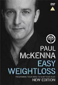 Paul Mckenna: Easy Weight Loss [DVD]