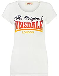 Lonsdale Ladies T-Shirt Watchet