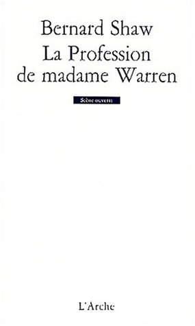 La profession de madame warren