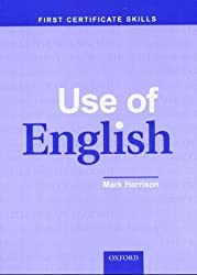 Use of English : First certificate skills