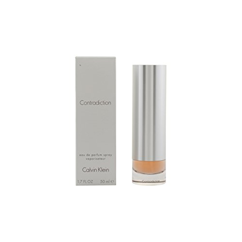 Calvin Klein Contradiction Damen, Eau de Parfum, 1er Pack (1 x 50 ml) -