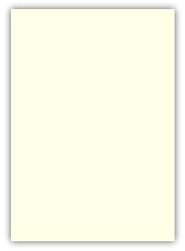 50 Blatt farbiges Premium Briefpapier Caribic Format DIN A5 ( 148 x 297 mm ) Farbe der Briefbogen Perlweiß, Karibik Papier