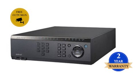 SS290 - SAMSUNG SVR-945 9 CHANNEL COMPACT DIGITAL RECORDER DVR 250GB CCTV MPEG-4 250 Gb Recorder