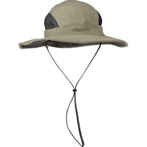 Outdoor Research–Sunshower Hut, beige, Größe S