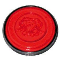 Eulenspiegel Profi-Schminkfarben GmbH Búho Espejo 420102-Neon de Efecto de Color, 12ML, Color Rojo