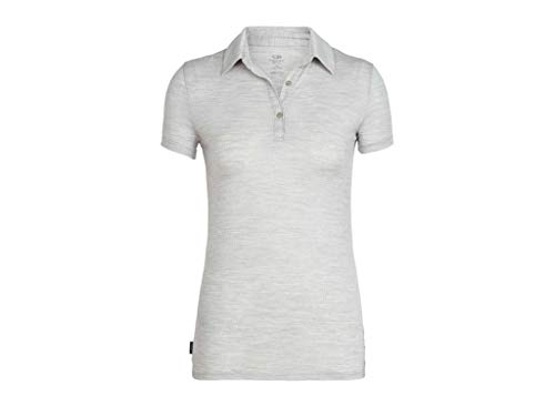 Icebreaker 150 Tech Lite Polo Shirt Women - Merino Poloshirt -