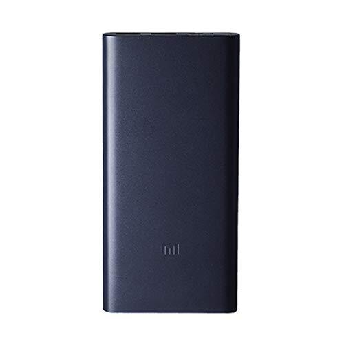 Mi 10000mAH Li-Polymer Power Bank 2i (Black) with 18W Fast Charging