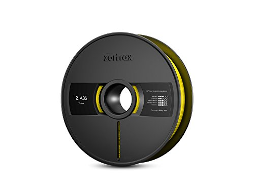 Z-ABS Filamento Originale per ZORTRAX colore Yellow - Giallo
