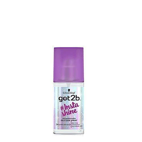 (10,60€/100ml) 75ml got2b #instashine Glitzer Spray