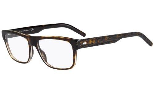Dior Homme Montures de lunettes Blacktie190 Pour Homme Tortoise