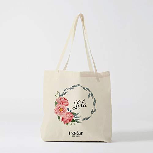 Tote Bag Saint Valentin Heirat Love Bag Bag Canvas Cotton Bag Wickeltasche Handtasche Tote Bag Race - Wickeltasche Personalisierte Große