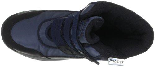 KangaROOS Jasper Unisex-Erwachsene Warm Gefütterte Schneestiefel Blau (navy/blk 405)