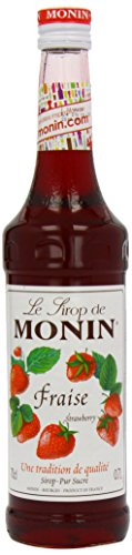 Monin Premium Strawberry Syrup 700 ml