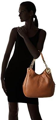 Michael Kors Fulton Large Shoulder Tote - Bolso de Hombro Mujer de Vista Trade Finance & Services S.A.