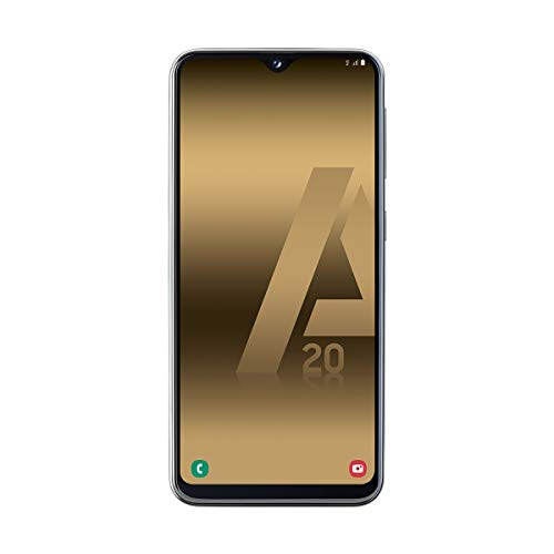Samsung Galaxy A20e - Smartphone de 5.8' Super AMOLED (13 MP, 3GB RAM, 32GB ROM) Color Negro [Versión Española]