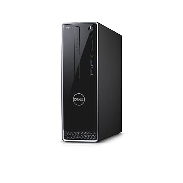 Dell Inspiron 3000 Mini Tower Desktop (Intel Core i5 Processor, 8GB RAM, 1TB HDD) with 27in Curved Wide Screen Monitor 31RD9Br1kkL