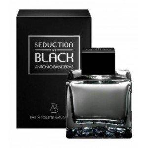 Seduction In Black By Antonio Banderas For Men 100 ml
