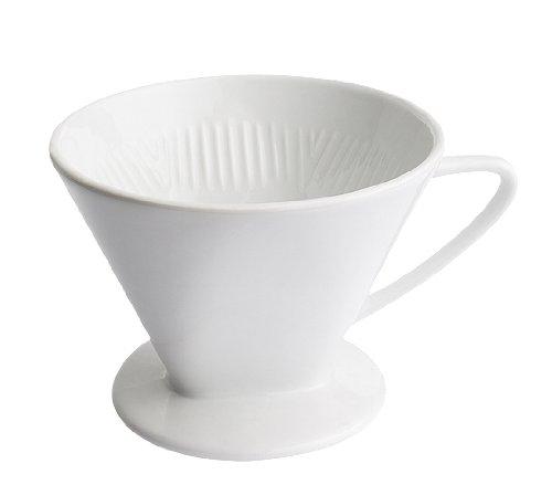 Porzellan-Kaffeefilter Größe 4