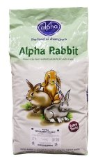 Alpha Feeds Alpha Mollassed Rabbit Food 12.5kg