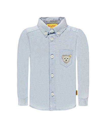 Steiff Baby-Jungen Hemd 1/1 Arm 6713413, Mehrfarbig (Original 0004), 86