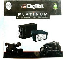 Digitek LP E6 Platinum Li-ion Battery for Canon ( New Extra Power battery)