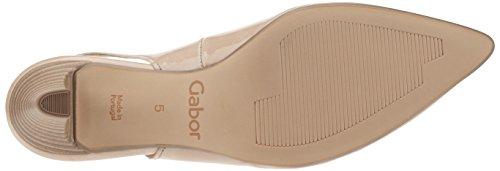 Gabor Fashion, Escarpins Femme Beige (sand 72)