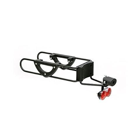 Accouplement PULLEASY (G1) pour chariot de courses et vélo (porte-bagage)