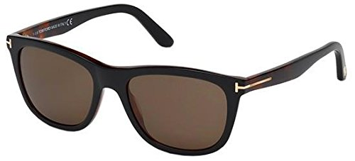 Tom Ford Unisex-Erwachsene FT0500 05J 54 Sonnenbrille, Schwarz (Nero)