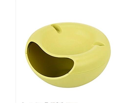 LIYONGDONG® Mülleimer Desktop Mülleimer Creative Home Wohnzimmer Schlafzimmer Küche Tisch