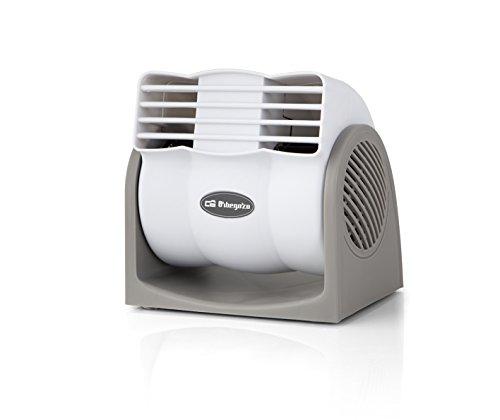 Orbegozo TM 1915 - Ventilador de sobremesa, potencia 28 W, 2 velocidades,...